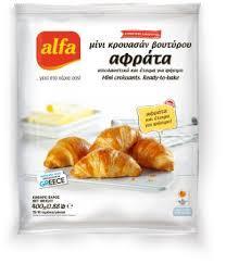 Alfa Mini Croissant 12x400g