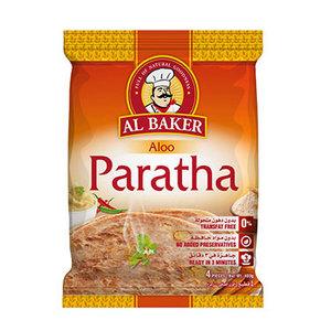Al Baker Aloo Paratha 400g