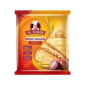 Al Baker Onion Paratha 400g