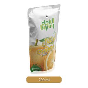 Union Orange Flavored Drink 200ml