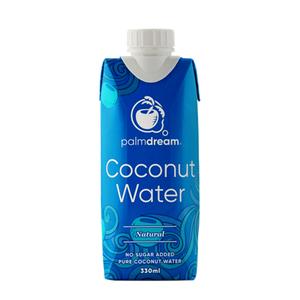 Palmdream Coconut Water Natural 330ml