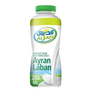 Al Safi Fresh Laban Full Fat 200ml