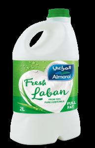 Almarai Fresh Laban Skimmed 10x2L