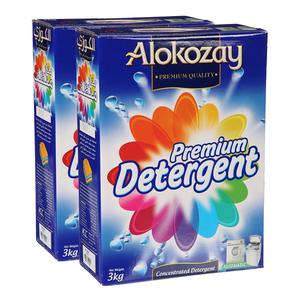 Alokozay Detergent Auto 2x3kg