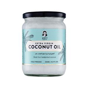 Anvi Earth Extra Virgin Coconut Oil 12x500ml