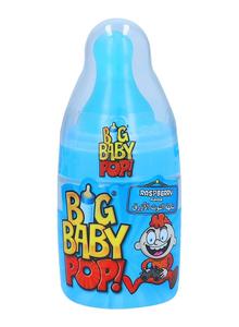 Bazooka Big Baby Pop Cola Raspberry 32g