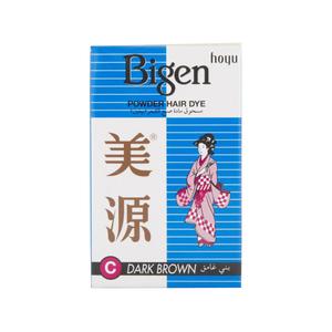 Bigen Hair Dye Powder Dark Brown 6g