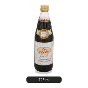 Co-Op Delicious Fruit Cordial Juice 725ml