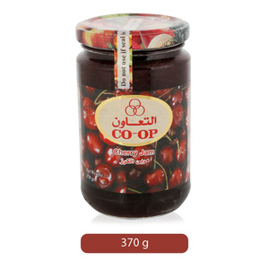 Co-op Cherry Jam 370g