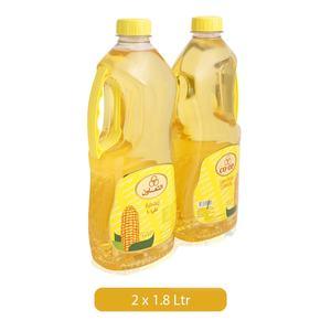 Co-op Corn Oil 2x1.8L