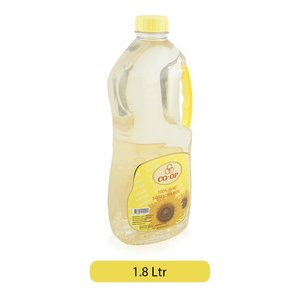 Co-op Pure Sunflower Oil 1.8L
