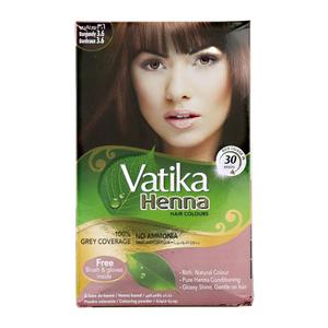 Dabur Vatika Hair Color Burgundy 24x10g