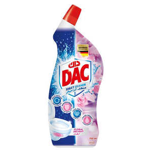Dac Floral Toilet Cleaner 750ml