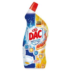 Dac Toilet Cleaner Orange Burst 750ml