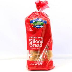 Dahabi Sliced Bread White 450g