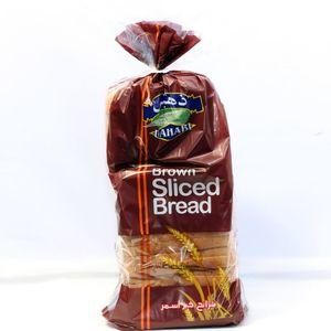 Dahabi Sliced Bread Brown 450g