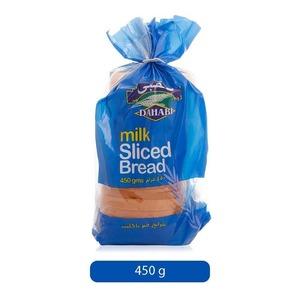 Dahabi Sliced Bread Milk 450g