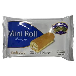 Dahabi Vanilla Mini Roll 60g