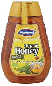 Diamond Organic Honey 350g
