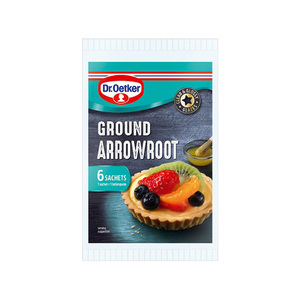 Dr Oetker Ground Arrowroot Sachets 6x8g