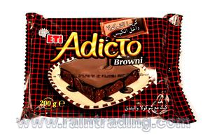 Eti Adicto Browni Cocoa 4x6x200g