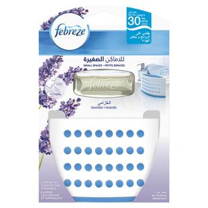 Febreze Small Spaces Lavender Air Freshener Starter Kit 1s
