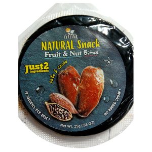 Fitfit Date Paste And Cacao Mix 40x25g