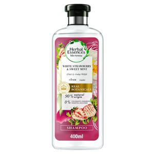 Herbal Essences Bio White and Starwberry and Sweet Mint  Shampoo 400ml