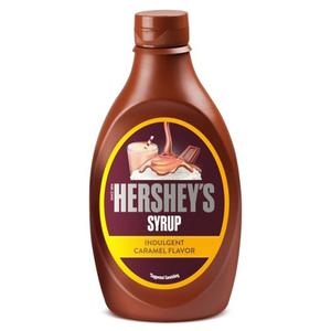 Hersheys Syrup Caramel 12x623g