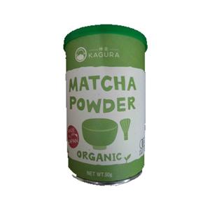 Kagura Organic Matcha Powder 48x50g