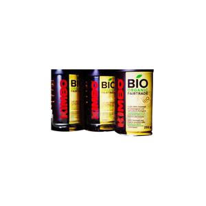 Kimbo Bio Organic Ground 12x250g