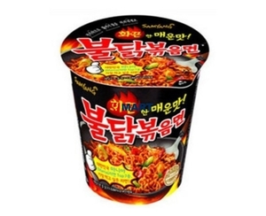 Korean Chinese Cup Noodles 60g