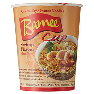 Korean Chinese Instant Cup Noodles 60g