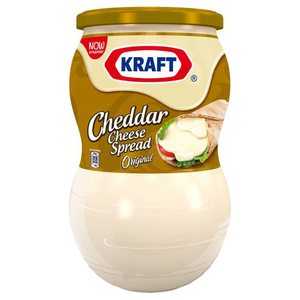 Kraft Original Cheddar Spread 870g