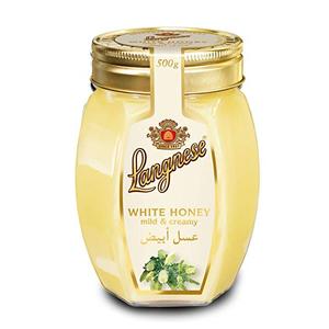 Langnese White Honey Mild And Creamy 1x500g