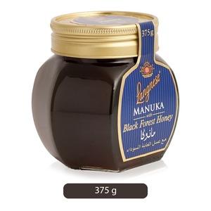 Langnese Manuka Black Forest Honey 5x375g
