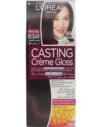L'Oreal Casting Creme Gloss 360 Black Cherry 1pc