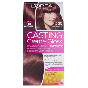 L'Oreal Casting Creme Gloss 550 Acajou 1pc
