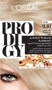 L'Oreal Prodigy 9.1 W.Gold 1pc