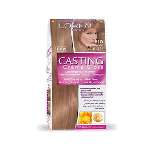 L'Oreal Casting Creme Gloss 810 Pearl Blond 1pc