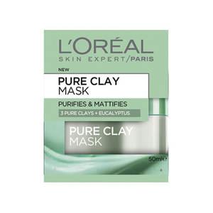 L'Oreal Pure Clay Mask Eucalyptus 50ml