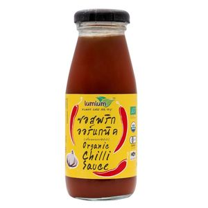 Lumlum Organic Chilli Sauce 200g