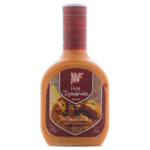 Mf Hot Dynamite Sauce 473ml