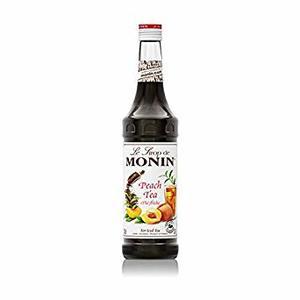 Monin Peach Iced Tea Syrup 70cl