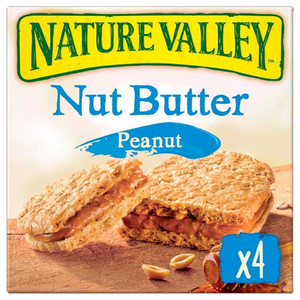 Nature Valley Biscuit Peanut Butter Box 4x38g