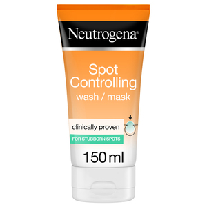 Neutrogena Spot Controlling Oil-free Wash Mask 150ml