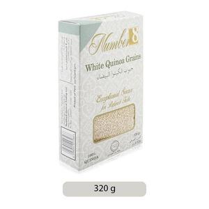 Number 8 Organic White Quinoa Grains 320g