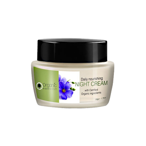 Organic Harvest Daily Nourishing Night Cream 50g