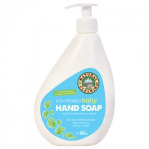 Organic Larder Soap Baby Hand 500ml