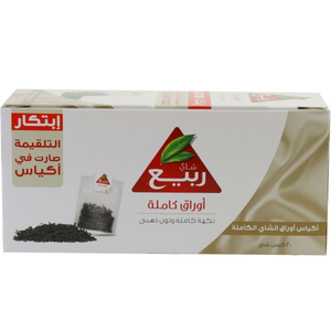 Rabea Full Leaf Tea Bag 25x2.5g